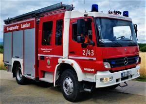 Löschgruppenfahrzeug LF 10-6