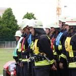 Ein neues Team in der CTIF Familie. Die Feuerwehr Butzbach